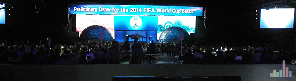 EFP Broadcast production Worldcup 2014 Brazil